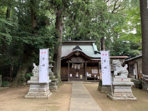 胎安神社(かすみがうら市)