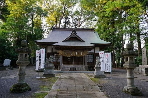 大国玉神社(桜川市)