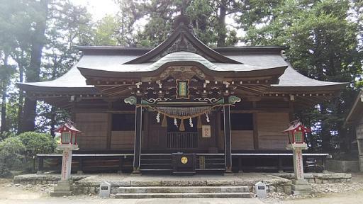 大井神社(水戸市)
