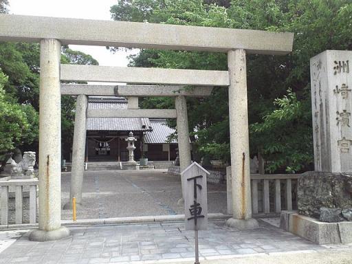 洲崎浜宮神明神社