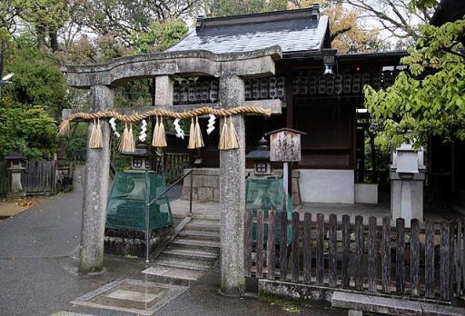 厳島神社(京都市上京区)