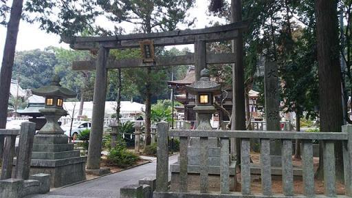 大野神社(栗東市)