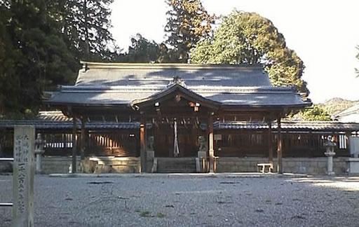 大嶋神社奥津嶋神社