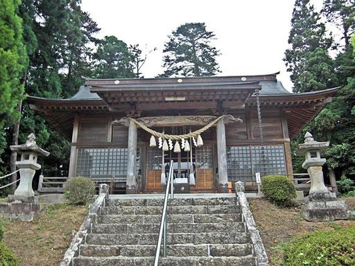 子眉嶺神社