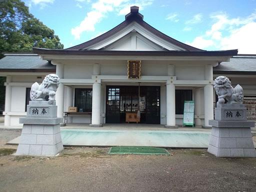都波岐神社・奈加等神社