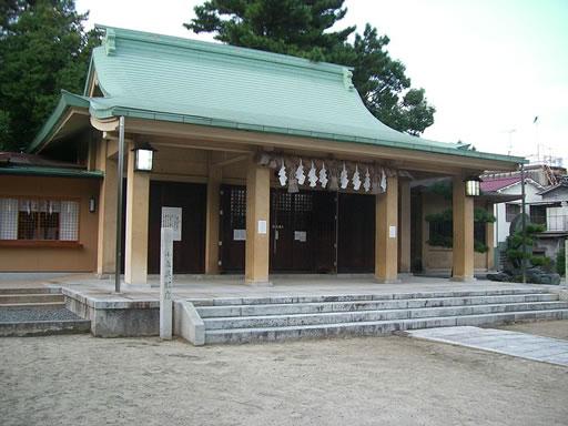 阿沼美神社(味酒町)