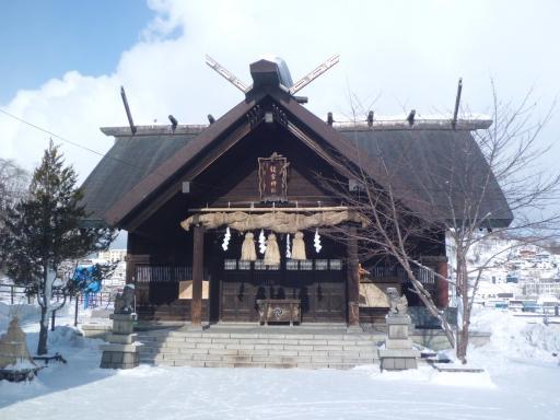 龍宮神社(小樽市)