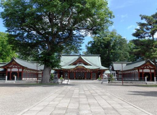 北海道護國神社