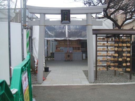 成子天神社