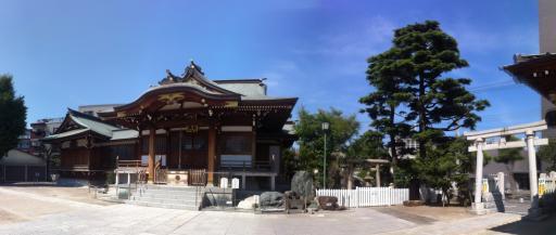 稲荷神社(西之宮稲荷神社)