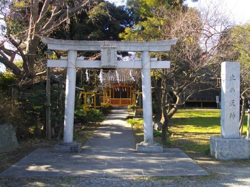 北野神社(止め天神)