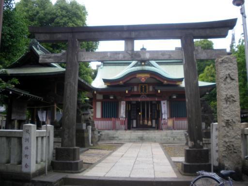 鮫洲八幡神社