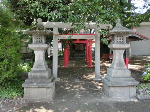 秋葉神社・三座稲荷