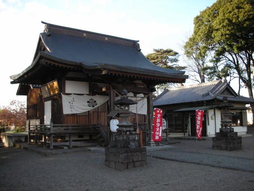 愛宕神社(伊勢崎市)