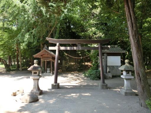 愛宕神社(小山市城東)