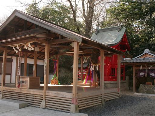 あやめ池神社
