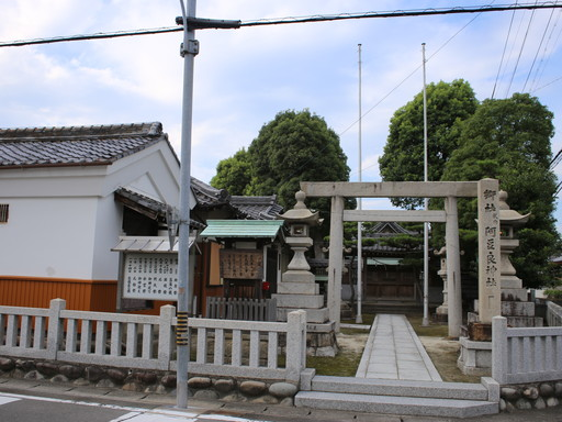 阿豆良神社