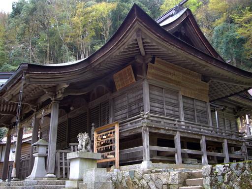 諏訪神社(智頭町)