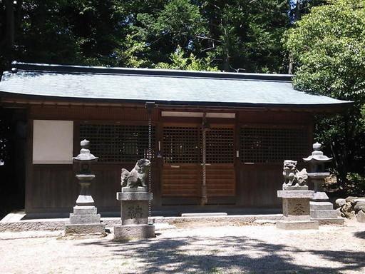 他田坐天照御魂神社