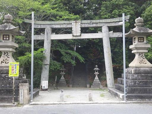 牟佐坐神社