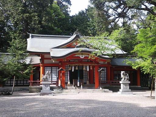 鴨神社(川西市)