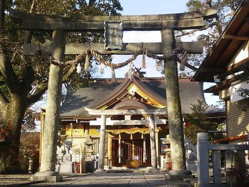 小戸神社(川西市)