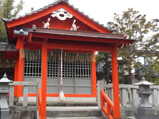 稲荷神社(島田市柳町)