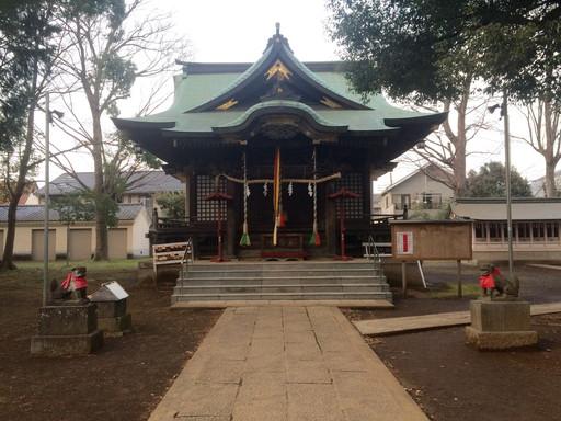 第六天神社(杉並区)