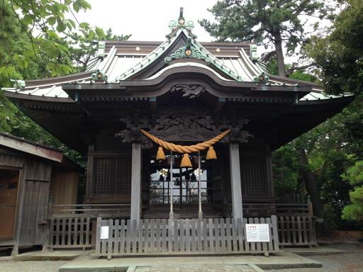 第六天神社(茅ヶ崎市)