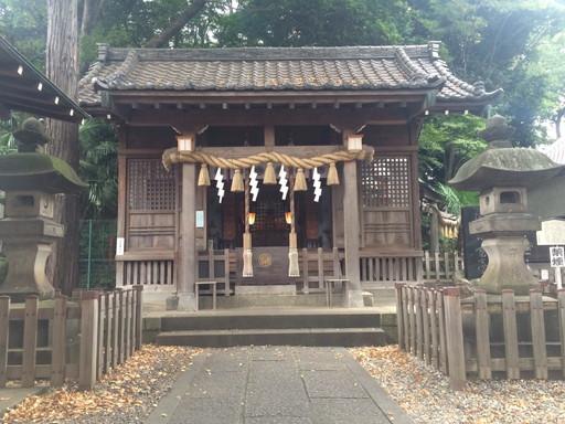 浅間神社(練馬区小竹町)