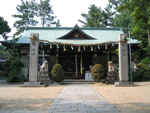 素盞嗚尊神社(吹田市)