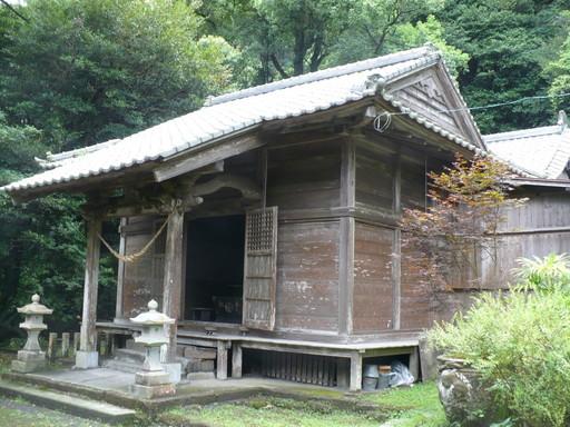 平松神社(鹿児島市)