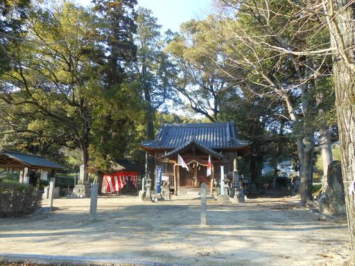 白鬚神社(佐賀市)