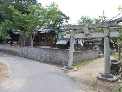 美和神社(瀬戸内市長船町福里)