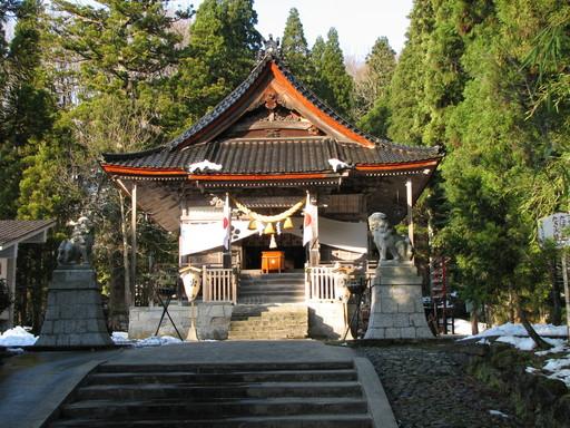 二上射水神社