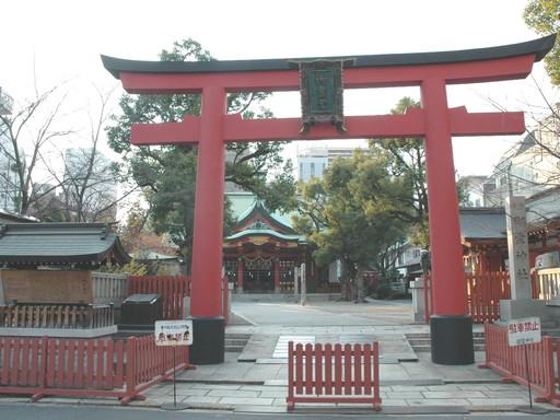 御霊神社(大阪市)