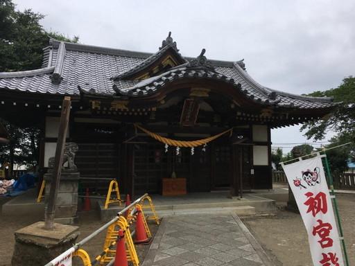 富士浅間神社(藤岡市)