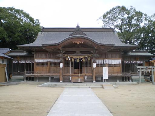 正八幡神社(行橋市行事)