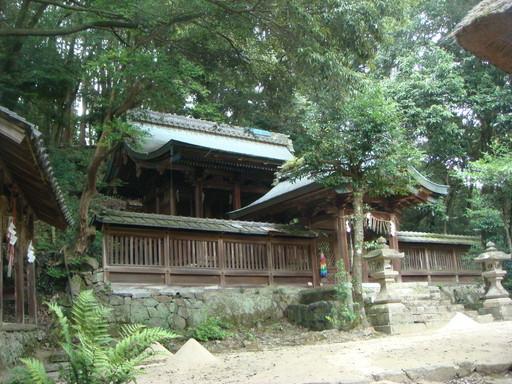 白山神社(宇治市)