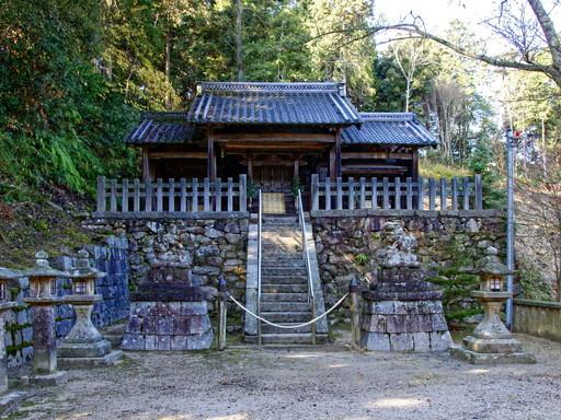 白山神社(湖南市)