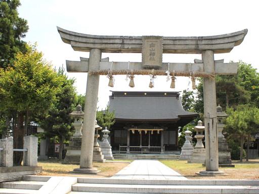 白山神社(福井市)
