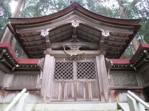 走落神社(長浜市)