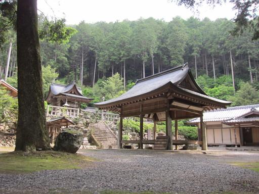 幡日佐神社