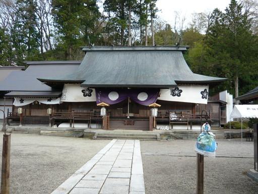 飛騨護國神社