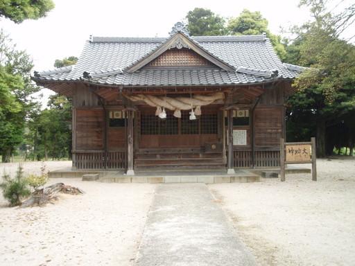 御井神社(斐川町)