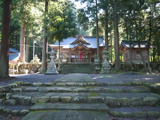 日野神社(越前市)