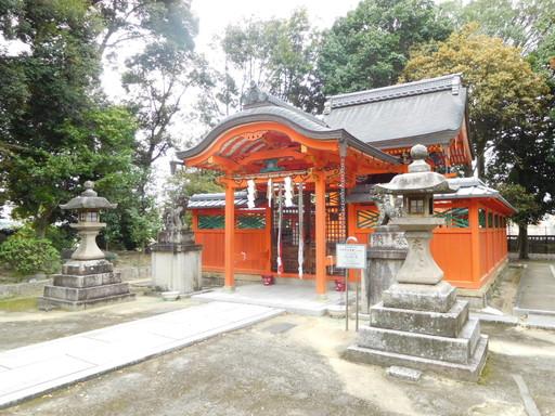 平井神社(城陽市)