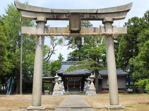 日吉神社(福井市)