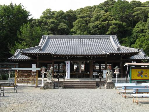 寶來山神社