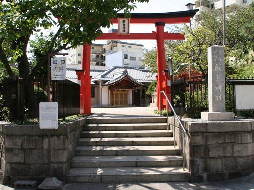 厳島神社(神戸市兵庫区)